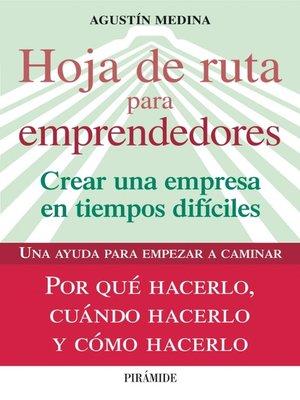 cover image of Hoja de ruta para emprendedores
