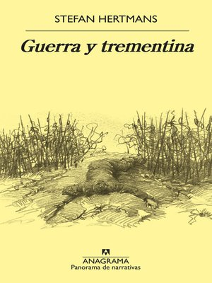 cover image of Guerra y trementina