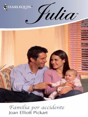 cover image of Familia por accidente