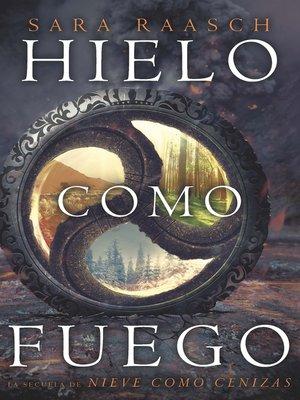 cover image of Hielo como fuego