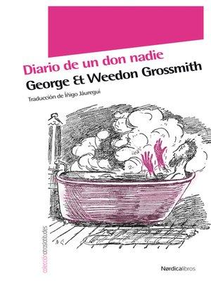cover image of Diario de un don nadie