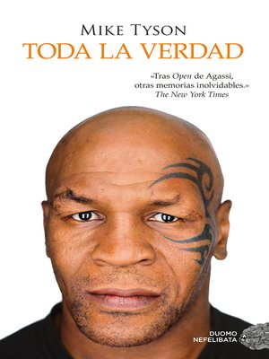 mike tyson biografia audiobook