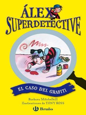 cover image of El caso del grafiti