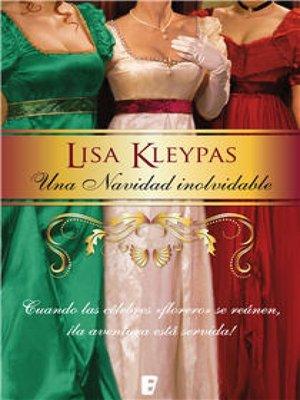 cover image of Una navidad inolvidable (Las Wallflowers 5)