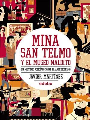cover image of Mina San Telmo y el museo maldito.