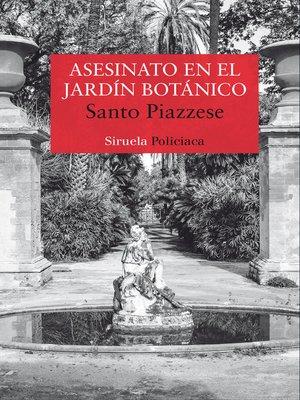 cover image of Asesinato en el Jardín Botánico