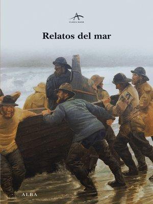 cover image of Relatos del mar