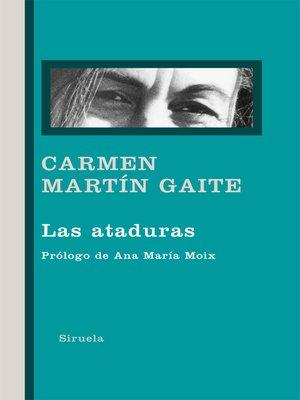 cover image of Las ataduras