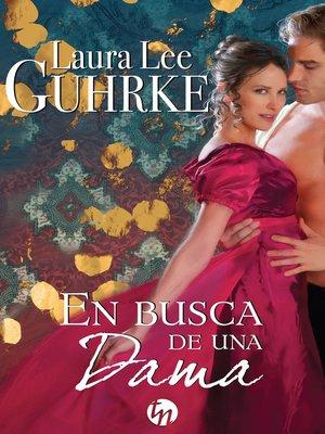 cover image of En busca de una dama