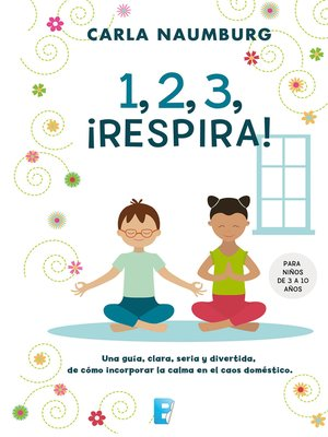 cover image of 1, 2, 3, ¡Respira!