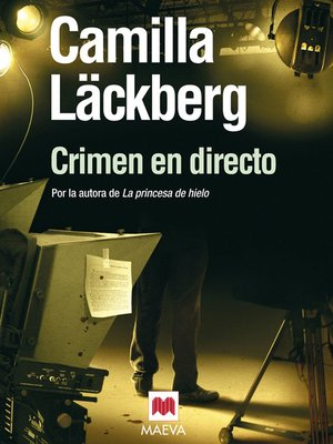 cover image of Crimen en directo