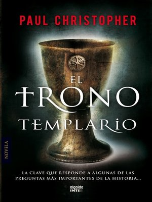 cover image of El trono templario