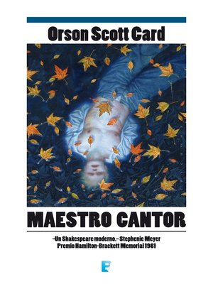 cover image of Maestro cantor