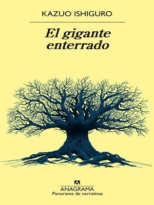 cover image of El gigante enterrado