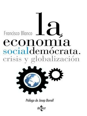 cover image of La economía socialdemócrata