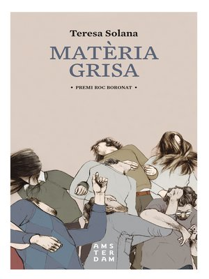 cover image of Matèria grisa