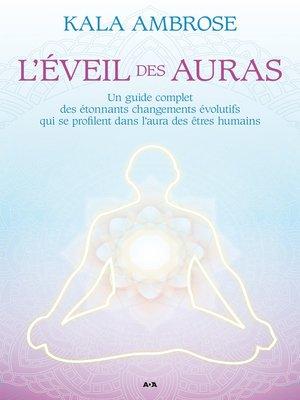 cover image of L'éveil des auras