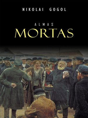 cover image of Almas Mortas