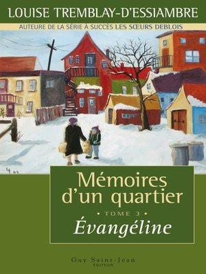 cover image of Évangéline