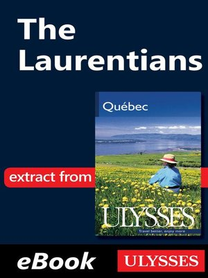 cover image of The Laurentians