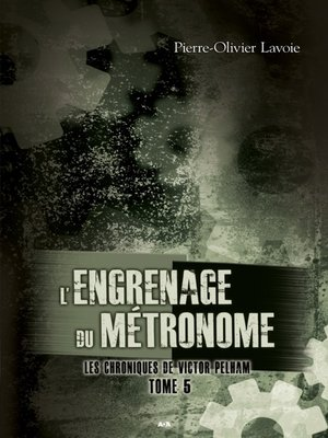 cover image of L'engrenage du métronome