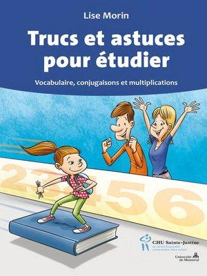 cover image of Trucs et astuces pour étudier