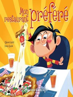 cover image of Mon restaurant préféré