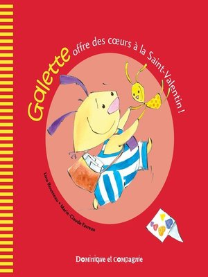 cover image of Galette offre des cœurs à la Saint-Valentin !