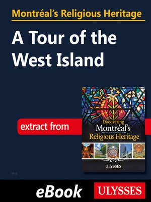 cover image of Montréal's Religious Heritage