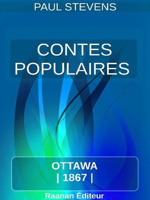 cover image of Contes populaires