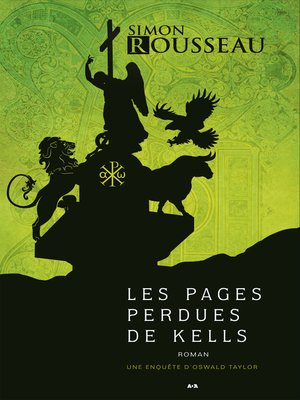 cover image of Les pages perdues de Kells