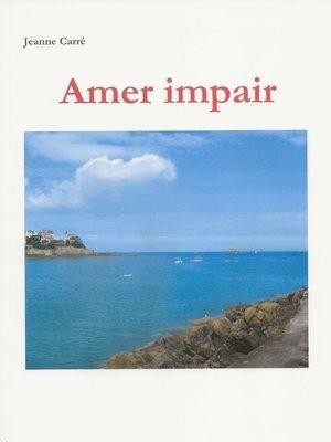 cover image of Amer impair