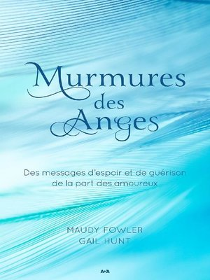 cover image of Murmures des Anges