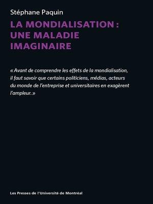 cover image of La mondialisation