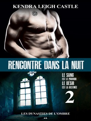 cover image of Rencontre dans la nuit
