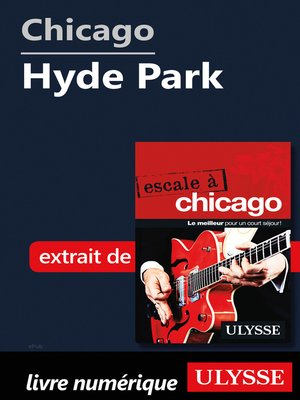 cover image of Chicago--Hyde Park