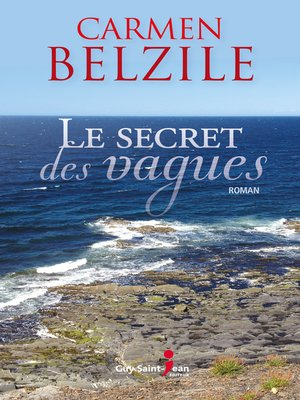 cover image of Le secret des vagues