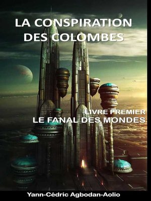cover image of La conspiration des colombes