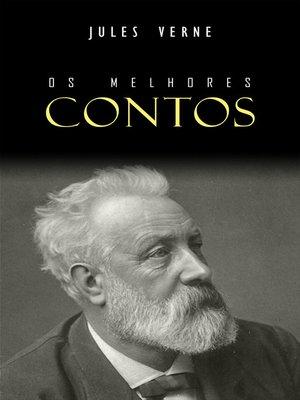 cover image of Os Melhores Contos de Verne