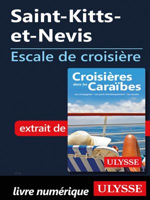cover image of Saint-Kitts-et-Nevis--Escale de croisière