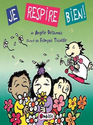 cover image of Je respire bien!
