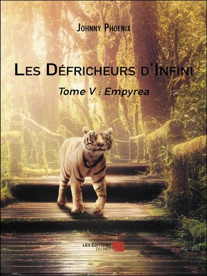 cover image of Les Défricheurs d'Infini, Tome 5