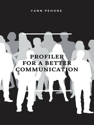 cover image of Profiler for a better communication