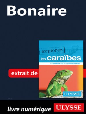 cover image of Bonaire