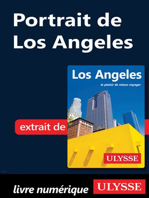 cover image of Portrait de Los Angeles