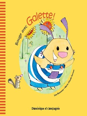 cover image of Bouge avec Galette !