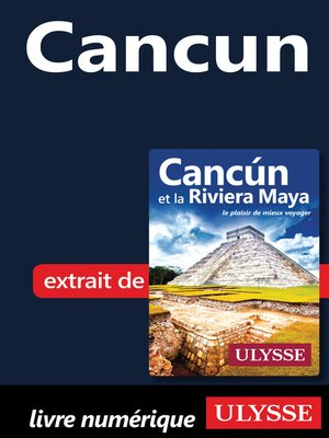 cover image of Cancun