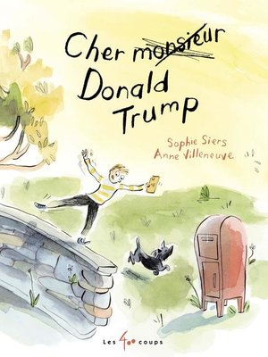 cover image of Cher Donald Trump
