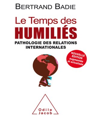 cover image of Le Temps des humiliés