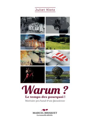 cover image of Warum
